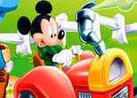 Mickey Lettres Cachées