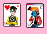 Solitaire Monster High