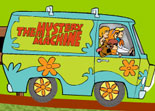 Scooby Doo Mystery Machine Ride 2