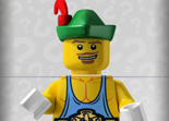 Lego Minifigures Collector iPad