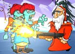 Santa's Monster Shootout iPad
