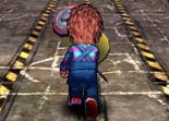 Chucky Slash & Dash iPhone