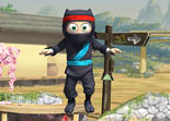 Clumsy Ninja iPad