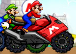 Moto Mario Racing Star