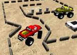 Monster Truck Parking 3D Android