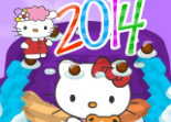 Hello Kitty G�teau de Nouvel An