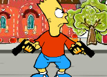 Bart Simpson Underworld