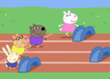 Peppa Pig's Sports Day iPhone