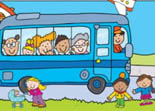 Sing and Play Wheels on the Bus iPad