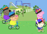 Peppa Pig's Sports Day iPad