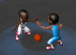 NBA Hoop Troop Unity 3D