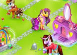 Pony Care Rainbow Resort iPhone