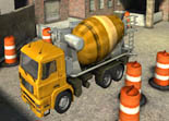Construction Parking 3D Truck Android