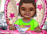 Baby Care & Dress up iPad