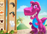 Dino Day Style & Play with Baby Dinosaurs iPhone