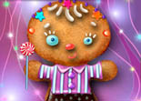 Gingerbread Crazy Chef Cookie Maker iPhone