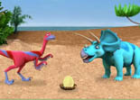 Dinosaur Train Eggspress iPad