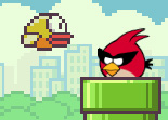 Angry Bird VS Flappy Bird Unity 3D
