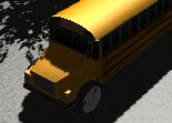 Parking Bus Scolaire Unity 3D