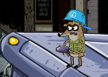 Regular Show Zone Militaire