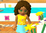 Lego Friends Piscine Unity 3D