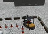 3D Forklift Parking Madness Android