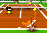 Chop Chop Tennis HD iPad