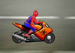 Spiderman Most Wanted Moto
