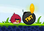 Angry Birds Bombes Zombies