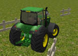 Tracteur Parking 3D Android