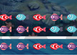 Poissons Color�s Correspondance