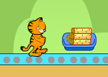 Garfield Trouver mes Lundi