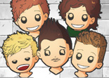 One Direction Test d'Amour