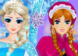 Princesses Reine des Neiges