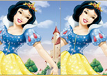 Diff�rences Belle Blanche Neige
