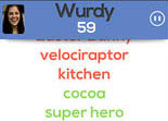 Wurdy Social Party Word Game iPhone