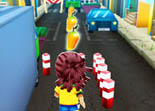 Football Rush 2014 Brazil Dash iPhone
