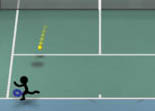 Stickman Tennis iPad