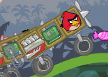 Angry Birds Course Folle