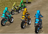 Moto 3D Dirt Bike Racing