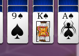 Spider Solitaire Suite 1