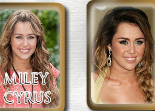 Miley Cyrus Cartes Mémoire
