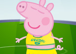 Peppa Pig Habillage Coupe du Monde