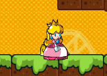 Princesse Peach part � l'Aventure