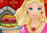 Barbie Restaurant de Burgers