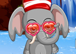 Pet Stars El�phant Amusant