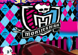 Monster High Pi�ce R�aliste