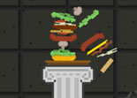 Pixel Burger iPad