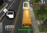 Crazy School Bus Driver 3D Android