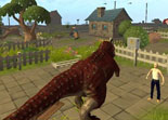Dinosaur Rampage Trex Android